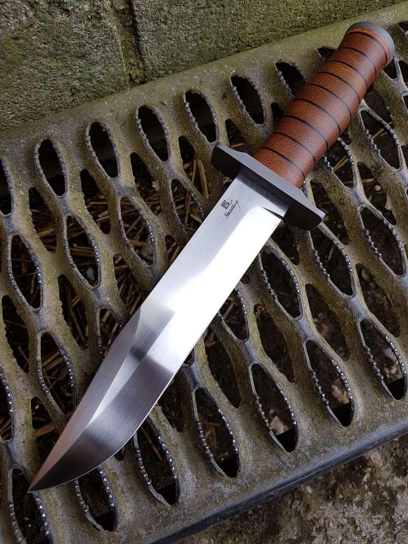 Tactical And Military Knives Custom Handmade Knives