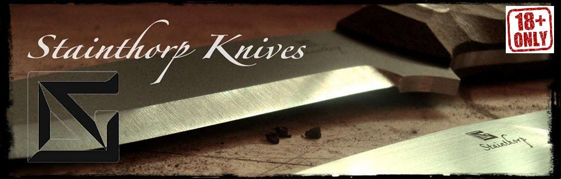 Custom Knives UK - Stainthorp