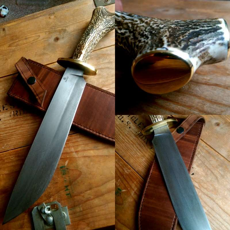 Camping And Bushcraft Knives Custom Handmade Knives