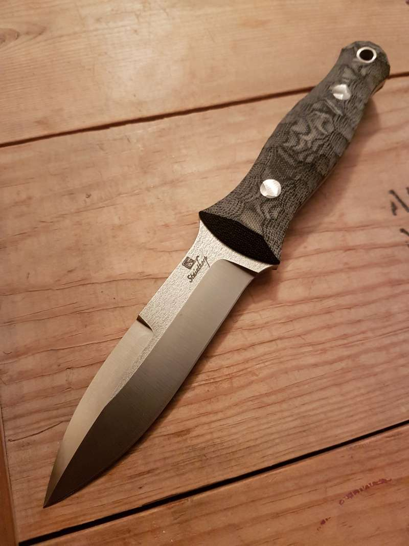 Tactical And Military Knives Custom Handmade Knives